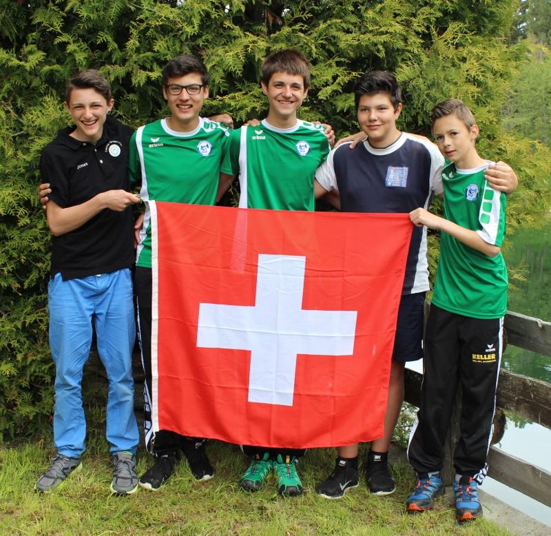 Das Team f�r die Jugend WM 2016 selektioniert!