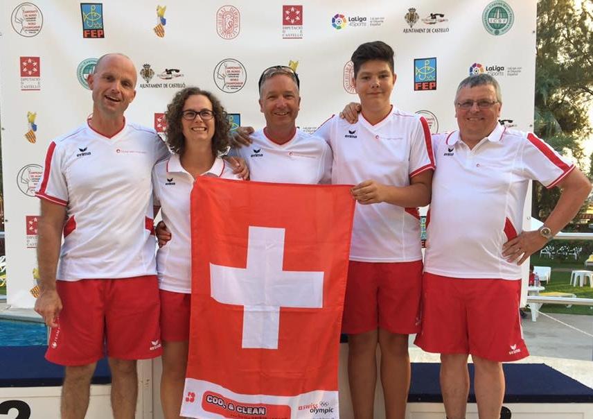Sieben Schweizer WM Finalplätze mit Gold von Markus Kläusler gekrönt!