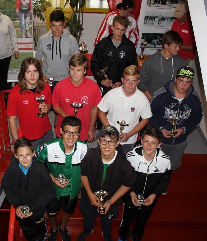 46. ASK� Wien Meisterschaften und int. Jugendturnier
