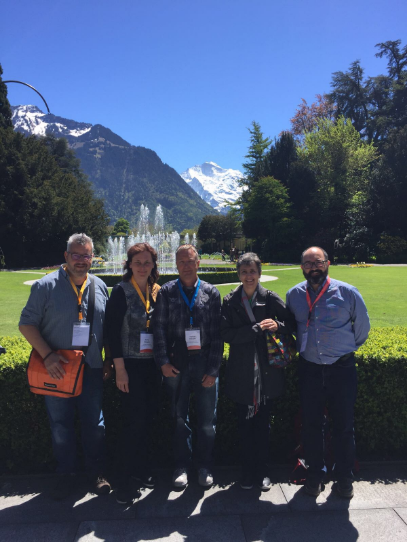 Swiss Olympic Forum 2017 in Interlaken BE