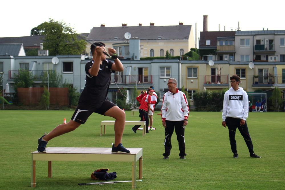 47. ASKÖ Wien Meisterschaften und internationales Jugendturnier