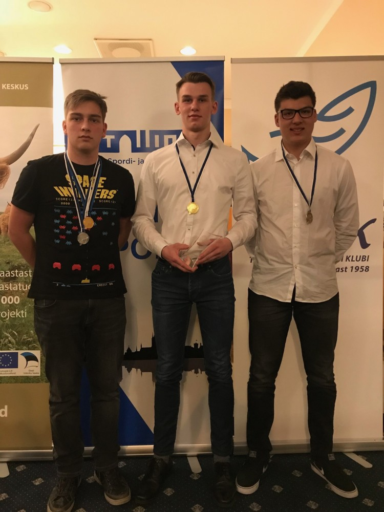 1. Weltcup 2018 Tallinn EST