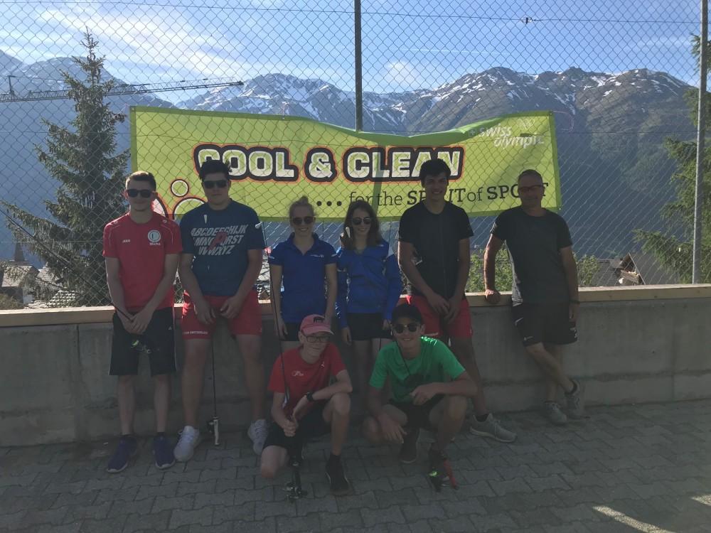 Selektion für die Jugend WM 2019 in Grächen / St. Niklaus