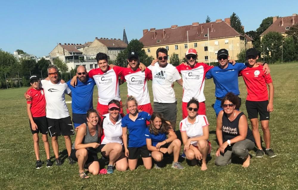 3. Jugend Weltcup 2019 und ASKÖ Wien AUT