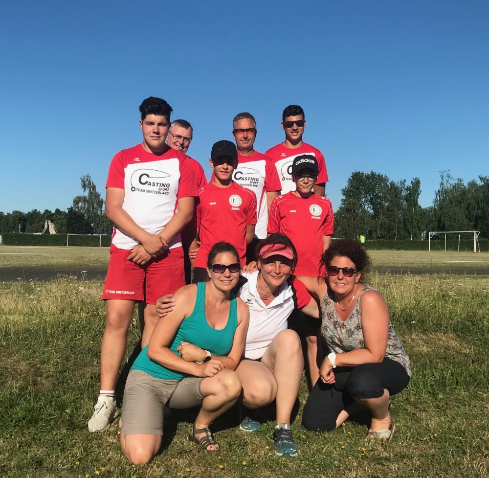 3. Weltcup und 2. Jugend Weltcup 2019 in Budweis CZE