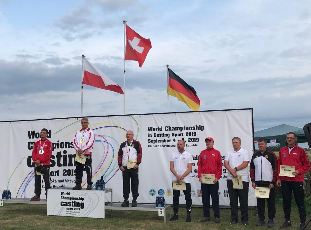 Markus Kläuslers erfolgreiche WM Titelverteidigung