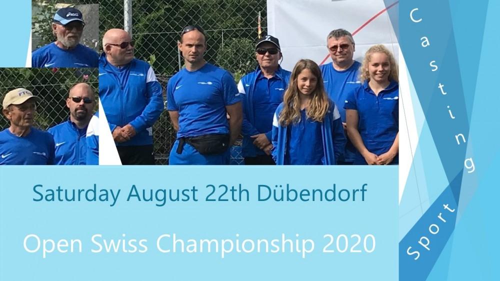 Die Internationale Schweizer Meisterschaft 2020 findet statt!