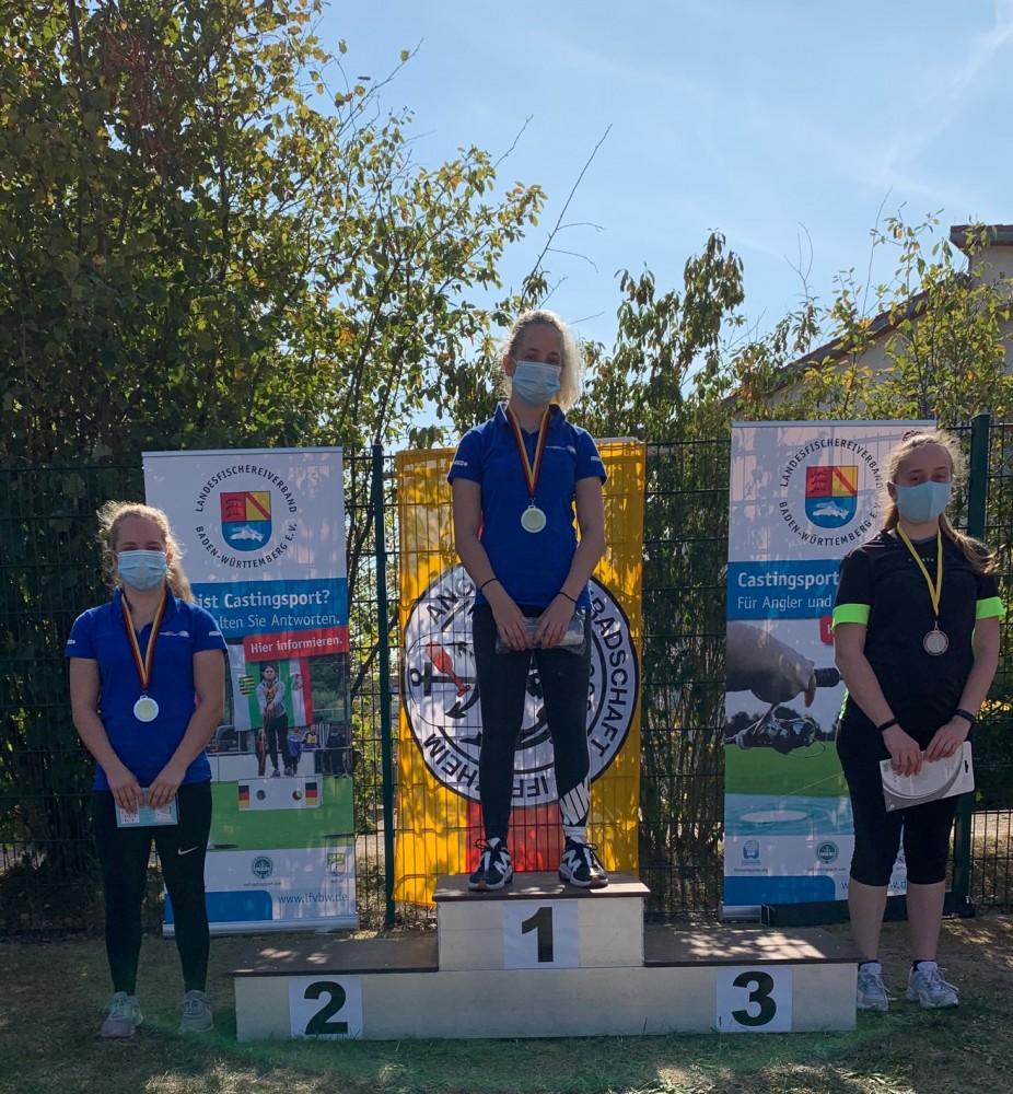 5. Baden-Württembergische Meisterschaft in Iffezheim GER