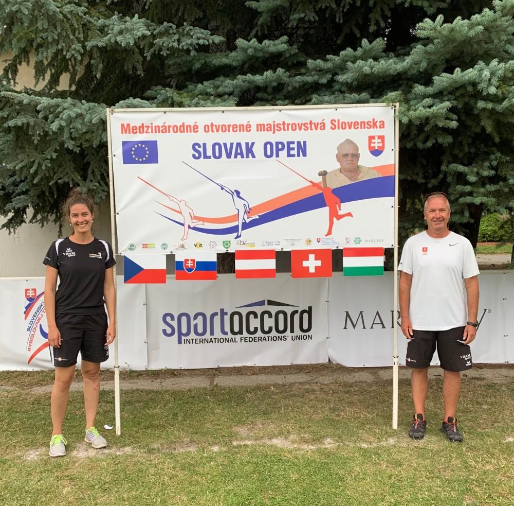 Slovak Open 2020 Nove Zamky