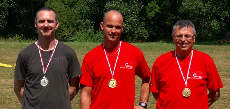 25. offene Thüringen Meisterschaften in Saalfeld GER