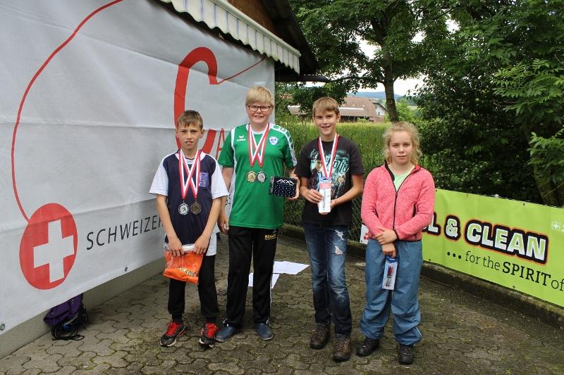 3. Turnier der Cast-on Swiss Tour 2016 in M�nsingen BE