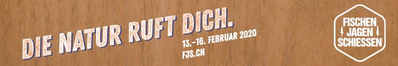 Fischen-Jagen-Schiessen Messe 2020