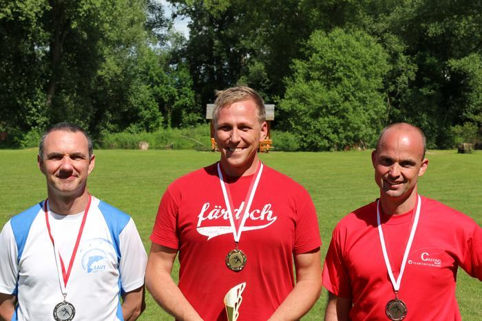 26. offene Th�ringen Meisterschaften in Saalfeld GER