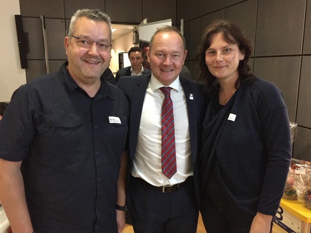 Jürg Stahl ist neuer Präsident von Swiss Olympic