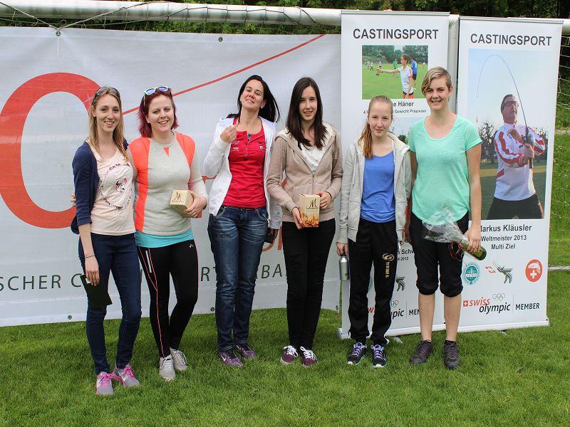 1. Cast-on Turnier 2014 in Zwingen BL