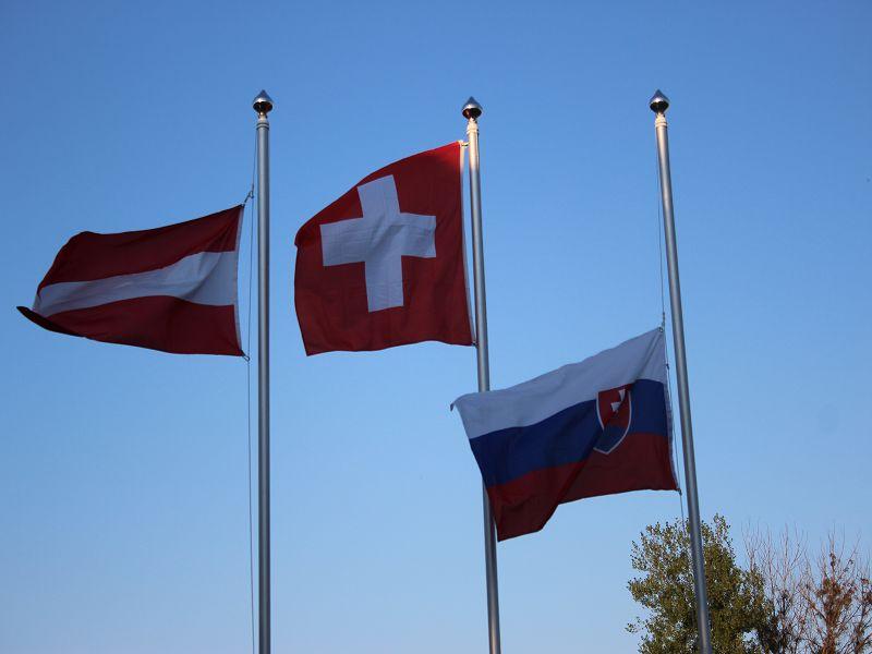 Schweizer Triumph – drei WM Goldmedaillen