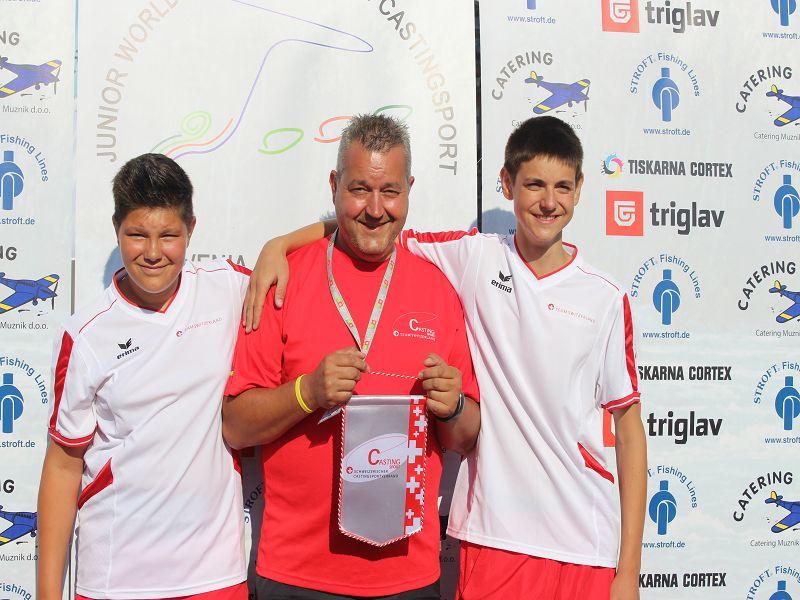 Jugend WM 2015 in Tolmin SLO