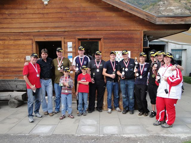 Finale der Cast-on Swiss Tour 2012 in Visp